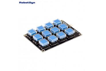 Button Keypad 3x4 Module