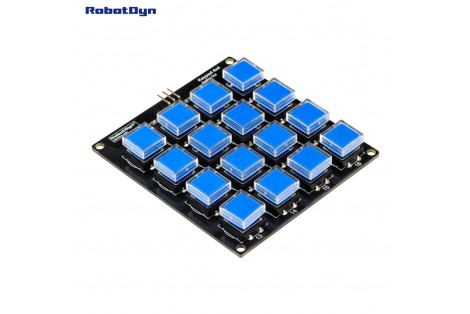 Button Keypad 4x4 Module
