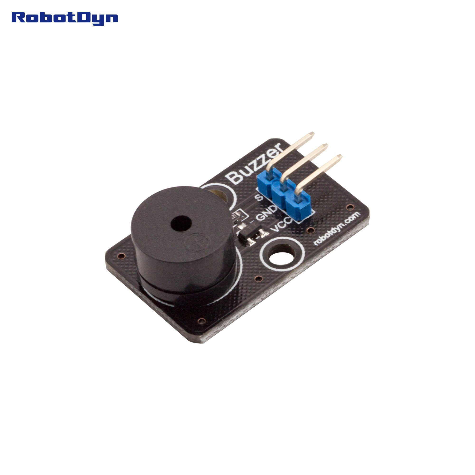 Buzzer Module Green Electronics Store Simple Using Only Passive Components