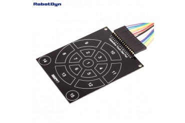 Capacitive Touch Disk Pad