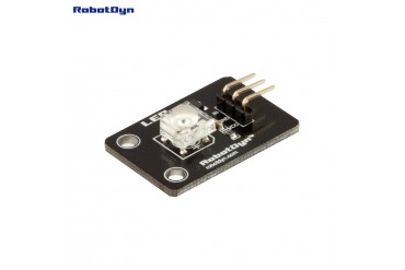 Super-bright Color LED (Piranha) Module (White)