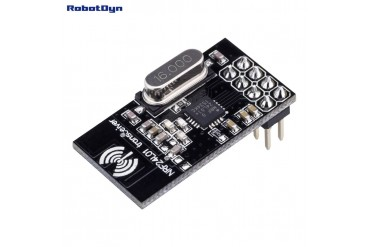 Wireless Module NRF24L01, 2.4 Ghz RF transceiver, SPI
