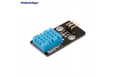 Temperature and Humidity Sensor - DHT11