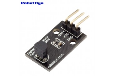 Digital Temperature Sensor - DS18B20, One Wire