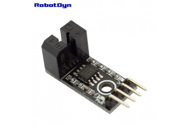 OptoCoupler - Photo Interrupter Module