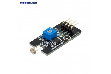 Light Sensor with Analog & Digital Outs