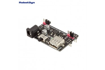 Breadboard Power Supply 5V/3.3V (1A)