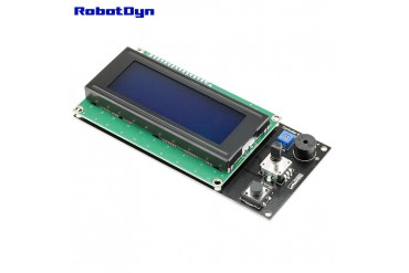 Controller for RAMPS 1.4, LCD 20x4 (Assembled)