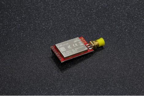 E30-433T20D ( SI4438, 2.0km, UART, 425~450.5MHz, 10~20dBm, 1k~25kbps, SMA-K ) Wireless Module