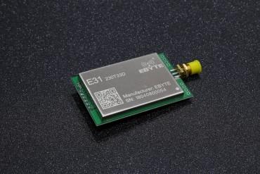 E31-230T33D ( AX5243, 8.0km, UART, 225~237.6MHz, 24~33dBm,1.2k~70kbps, SMA-K ) Wireless Module