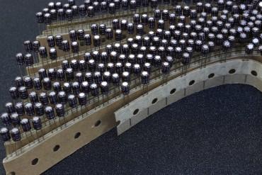 ELNA 1uf 16V Electrolytic Capacitor