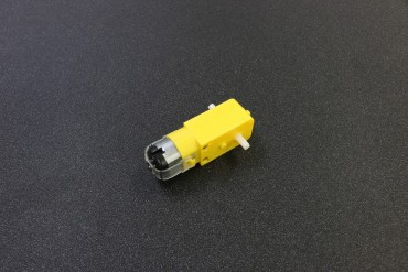 Yellow Head Gear Motor ( Gear Ratio 1:48 )