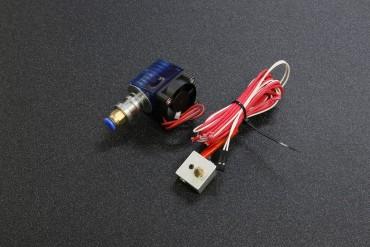 0.4mm E3D V5 Bowden J-head HotEnd ( 12V, 1.75mm, Cooling Fan, Aluminum Heat Sink )
