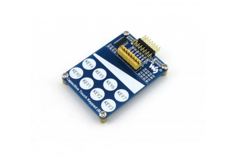 Capacitive Touch Keypad(B)