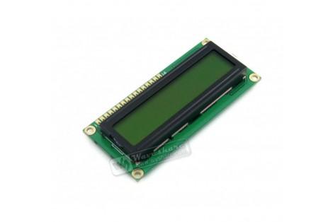 LCD1602 (3.3V Yellow Backlight)