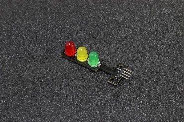 5V LED Traffic Light Display Module