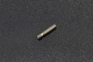 MK8 V5 Stainless Steel Throat Heat Break ( ID-1.75mm Teflon Tube, Length 26mm )
