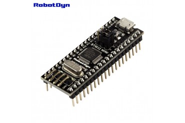 STM32F103C8T6, STM32 ARM Mini System Dev.board ( Soldered )