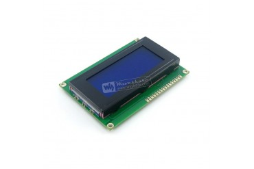LCD1604 (5V Blue Backlight)