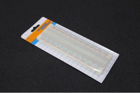 ZY-102 830-Point Solderless Breadboard With Color Bar Good Quality