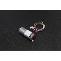 GM25-370-24140 DC Gear Motor ( 500RPM ) with Cable