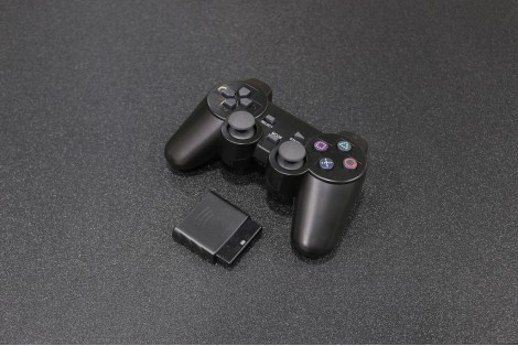 PS2 Wireless Joystick and Receiver
