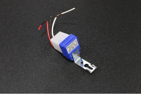 220V 10A Auto on off photocell street light photoswitch sensor switch