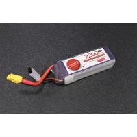 KDLIPO 3s 11.1V 2200mAh 25C Lithium Polymer Battery