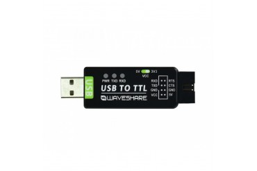 USB TO TTL IC Test Board