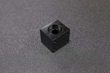 Aluminum Housing Block For T8 8mm Trapezoidal Lead Screw Nut