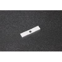 Synchronous Belt Clamping Aluminum Tooth Plate ( 9x40mm, Oxidation Treatment )
