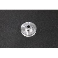 GT2 ( 60 teeth, ID 8mm, OD 40.5mm, Belt Width 6mm ) Aluminum Timing Belt Pulley