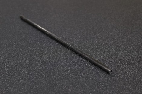 ID-4mm OD-6mm L-20cm Hollow Carbon Fiber Tube