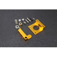 MK8 Extruder Feeder Kit ( Right Handle ) with Aluminum Cover for 1.75mm Filament