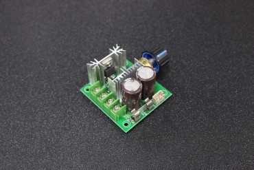 12V~40V 10A DC Motor Governor Speed Control Module