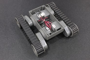 DAGU Rover 5 Crawler Robot Tank Chassis Kit