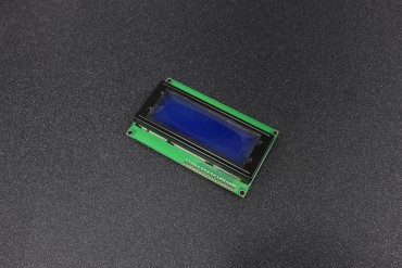 HD44780 5V 2004 20x4 Character LCD Display Module with Blue Backlight