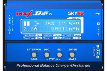 SKYRC iMax B6 V2 Professional Balance Charger/Discharger ( 2~6S )
