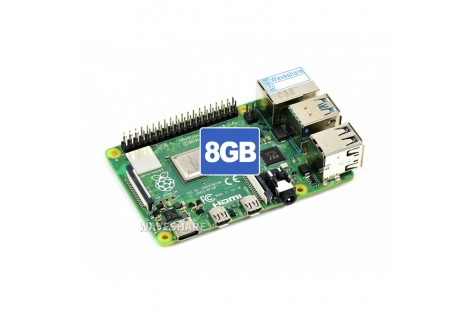 Raspberry Pi 4 Model B 8GB RAM, Completely Upgraded