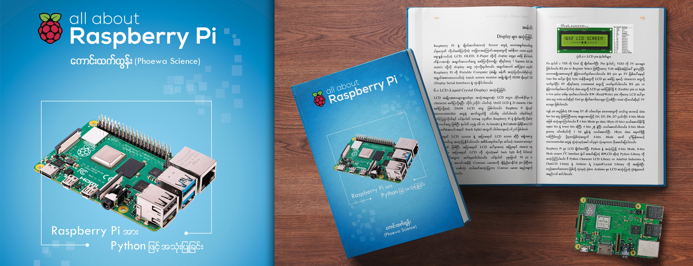 all about Raspberry Pi