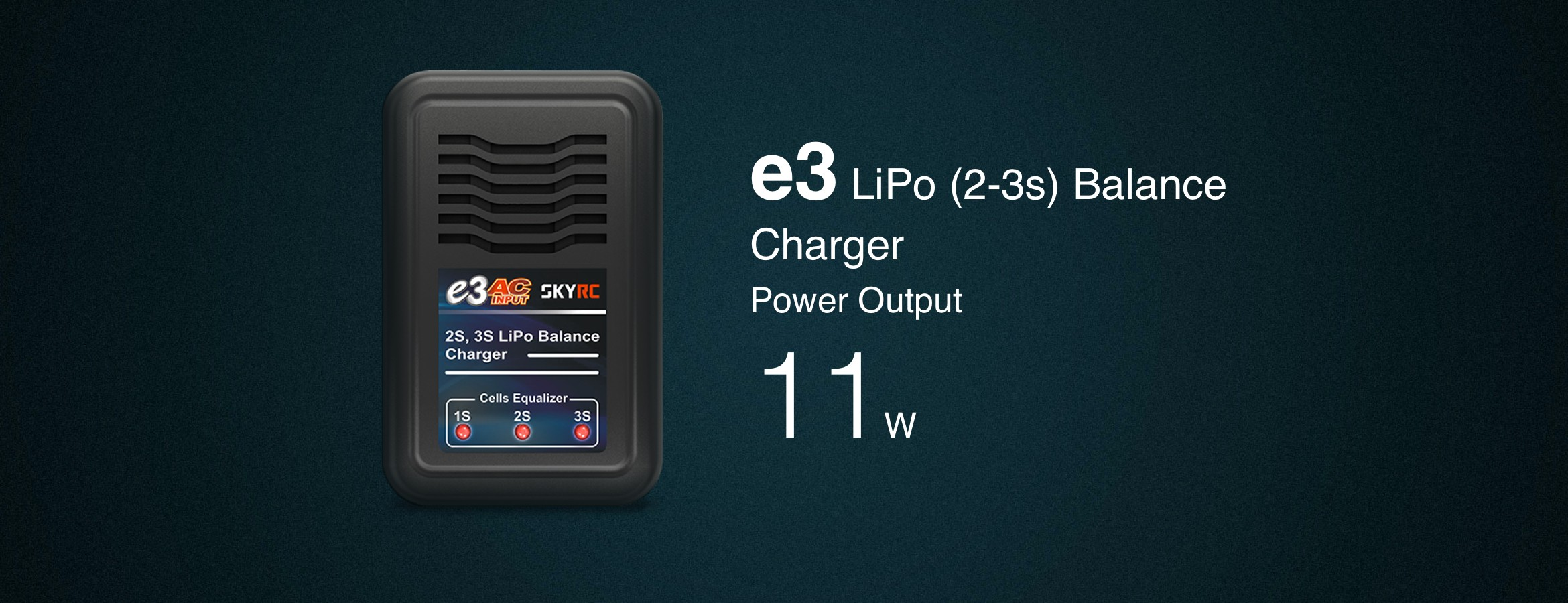 E3 Charger