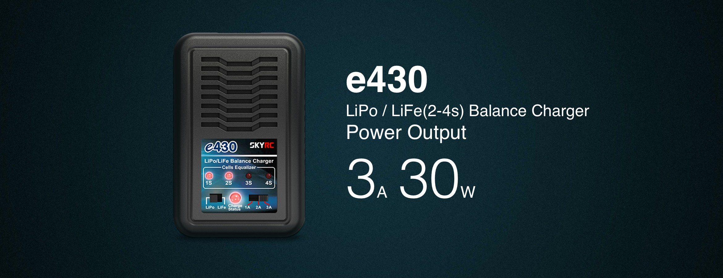 E430 Charger