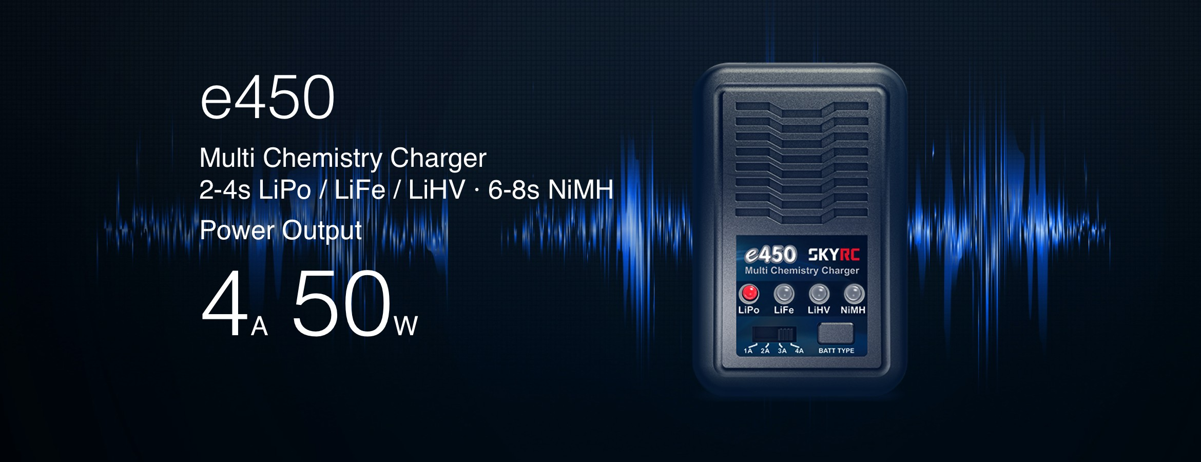 E450 Charger